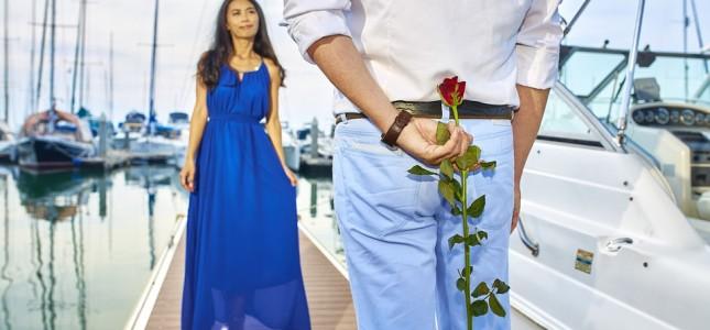 Kwiat na pierwszą randkę