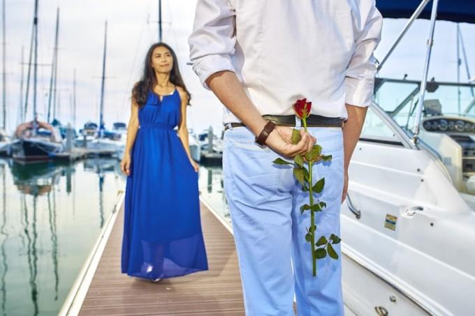 Kwiaty na pierwszą randkę