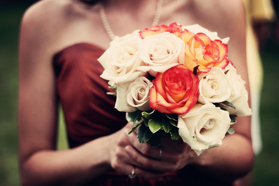 Kwiaty na specjalne okazje - źródło: pixabay.com