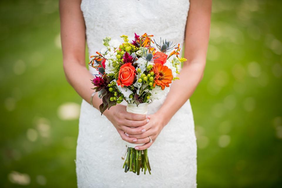 Bukiet pełen jesiennych kolorów, źródło: pixabay.com