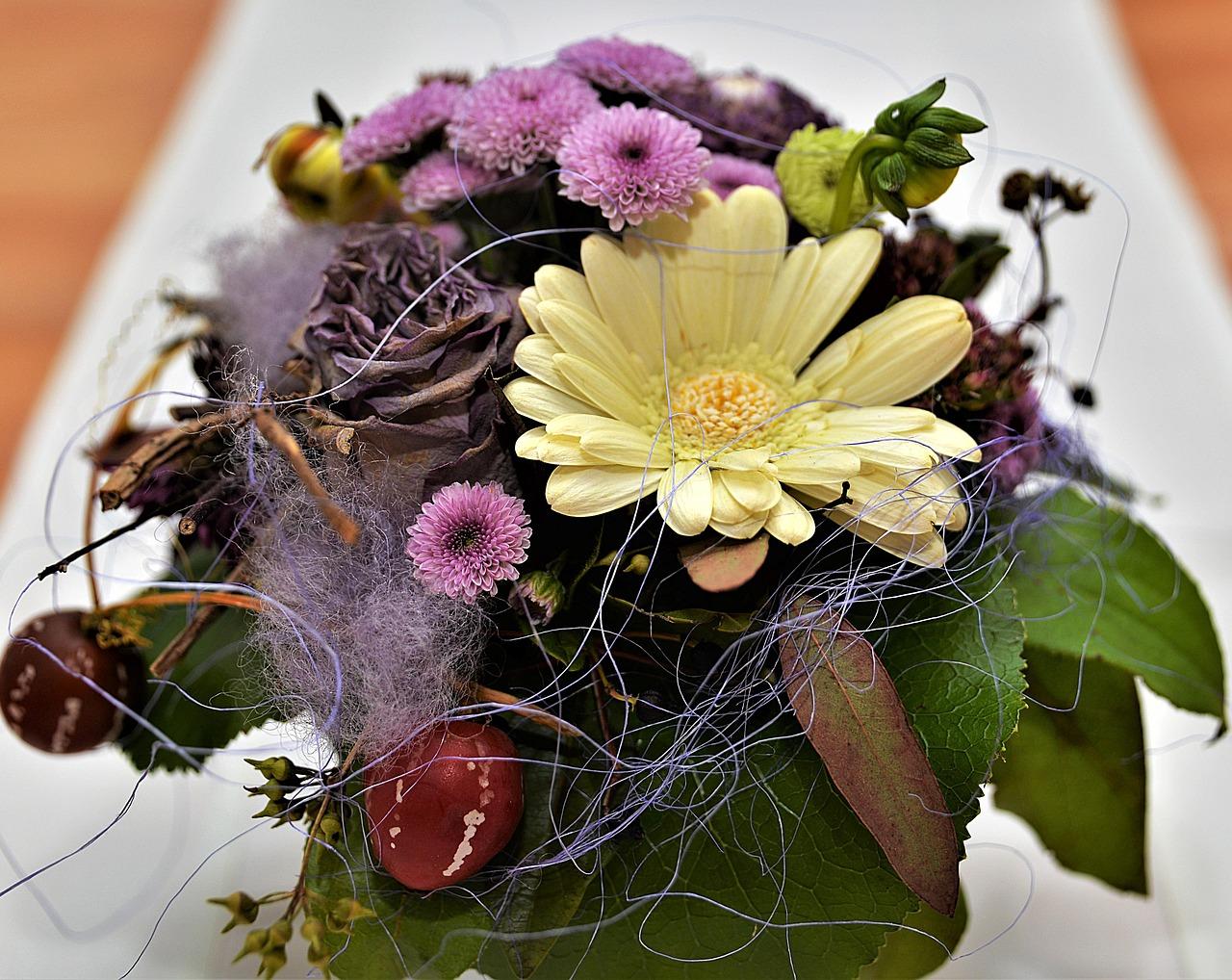 Kwiaty to świetny pomysł na prezent imieninowy