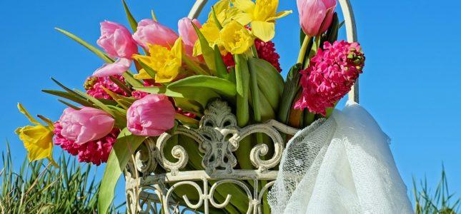 Kwiaty na Wielkanoc 2018