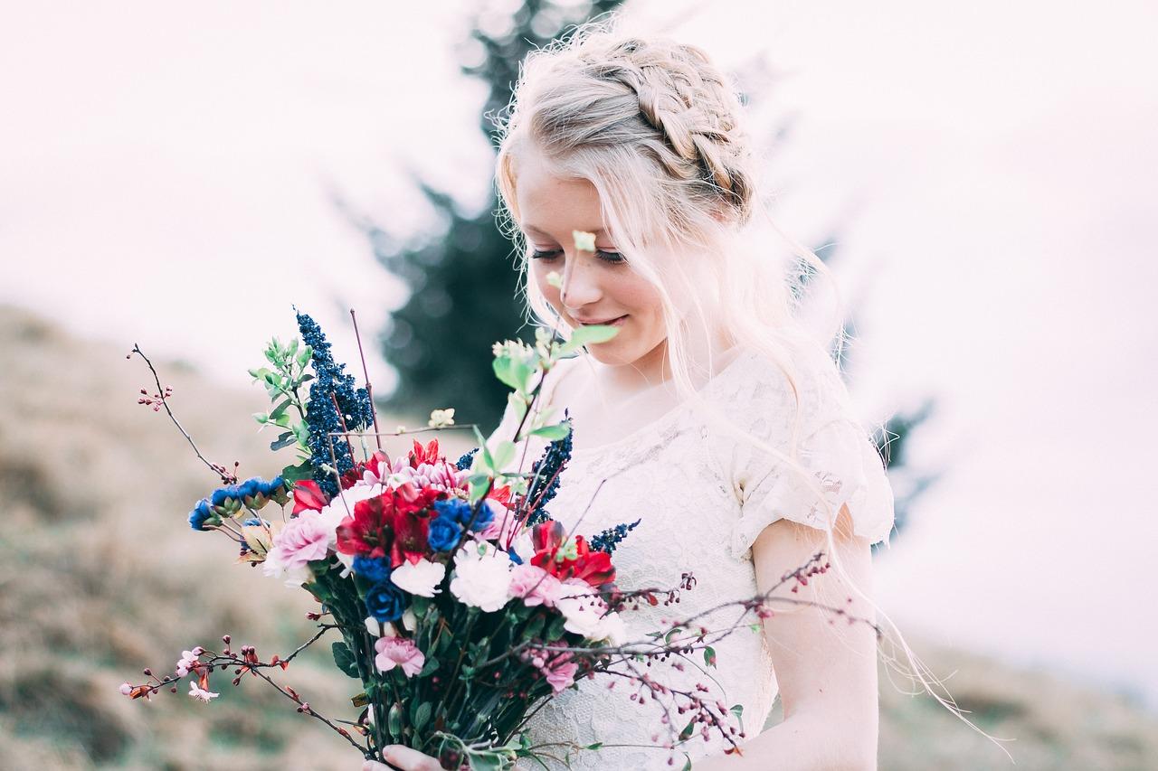 Kwiaty na prezent