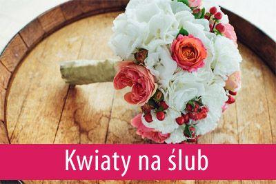 kwiaty na ślub Grodzisk Mazowiecki