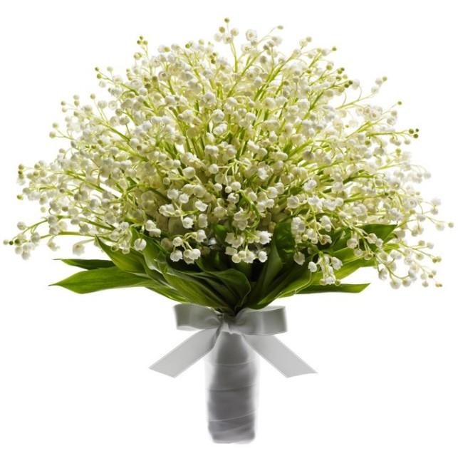 Konwalie na walentynki / źródło : www.brides.com