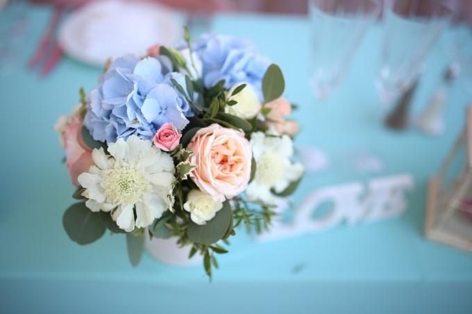Kompozycja kwiatowa / źródło: www.pixabay.com