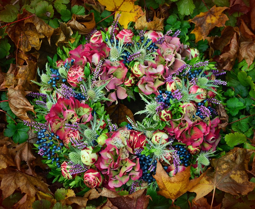Winek z kwiatów - źródło: pixabay.com