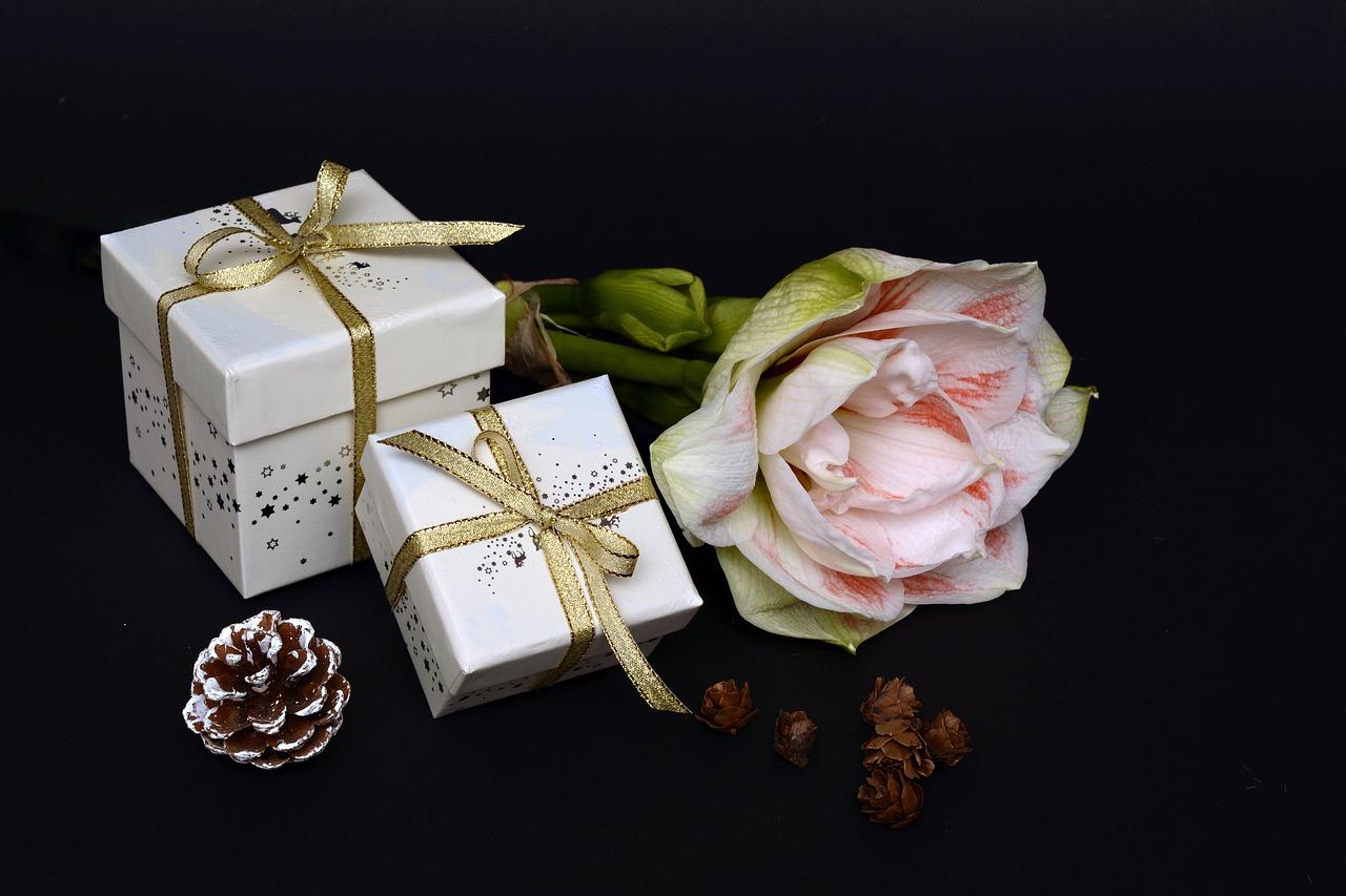 Kwiaty to dobry pomysł na prezent imienionowy