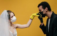 Ślub w czase pandemii